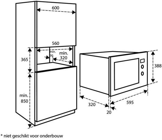 Inventum IMC6020F