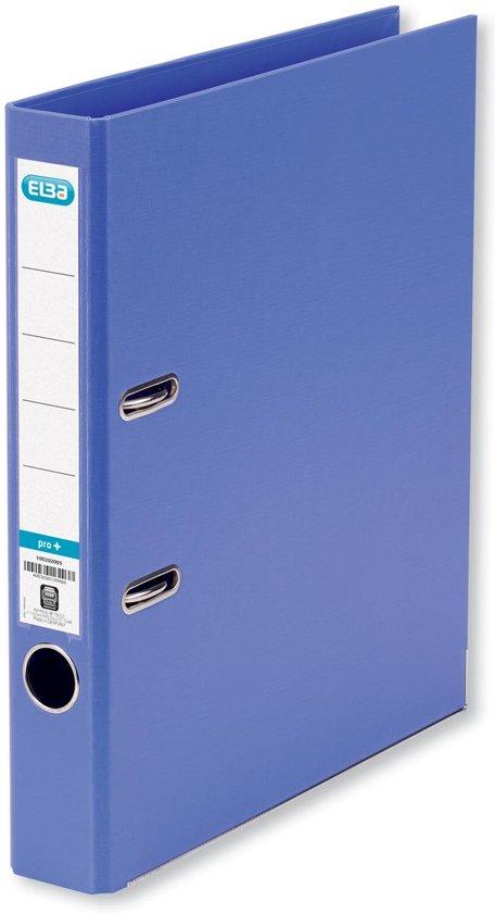 18x Elba ordner Smart Pro+,  lichtblauw, rug van 5cm