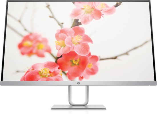 HP Pavilion 27q 27'' Quad HD LED Zilver computer monitor