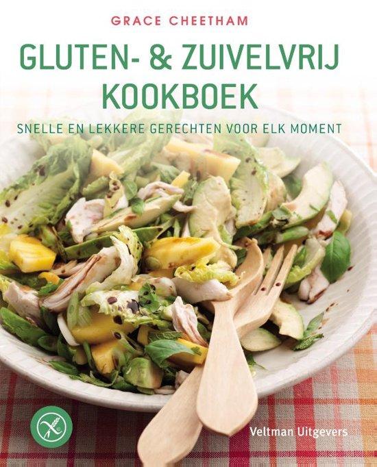 Gluten- & zuivelvrij kookboek