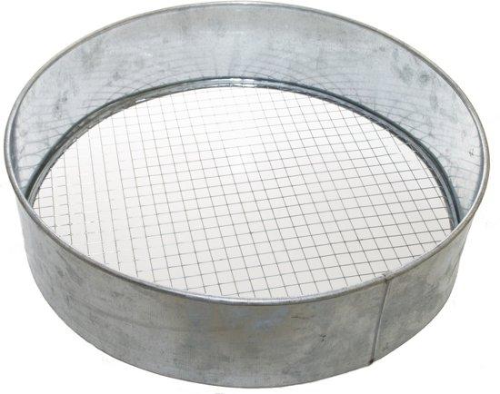 Grondzeef metaal Ø 39 cm