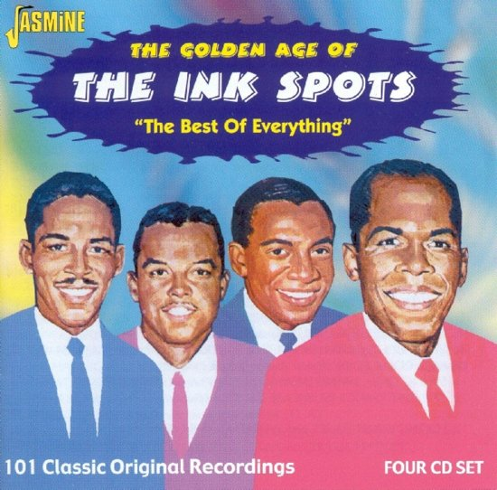 The Golden Age Of The Ink Spots