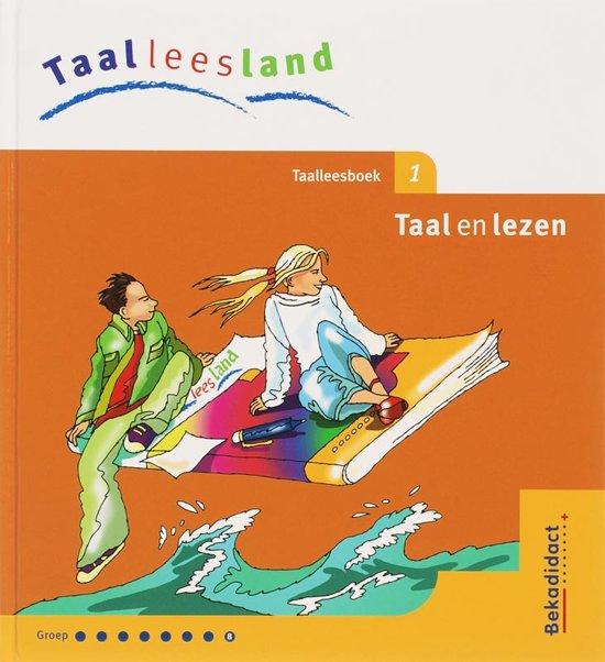 Taallleesland nieuw 1 groep 8 - M. Alkema pdf epub