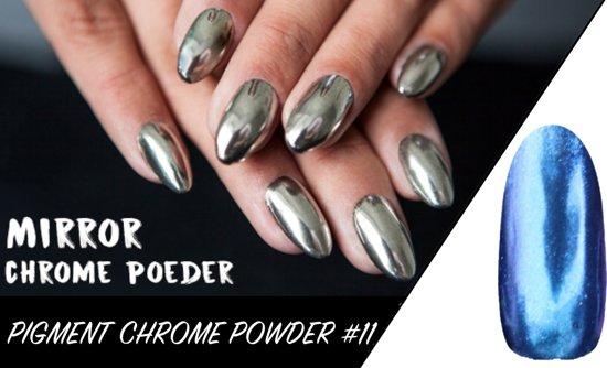 Mirror Chrome Powder - Nagel Poeder Pigment #11