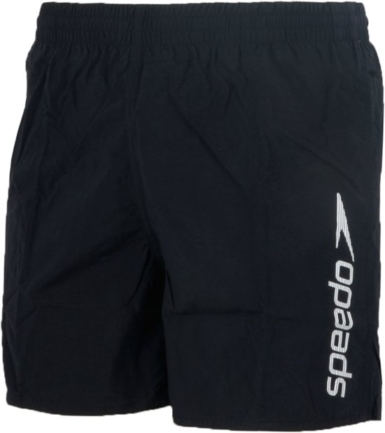 Speedo Zwembroek Scope Watershort - Heren - Zwart-Wit - XXL