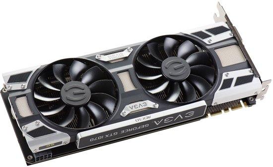 EVGA GeForce GTX 1070 SC ACX 3.0