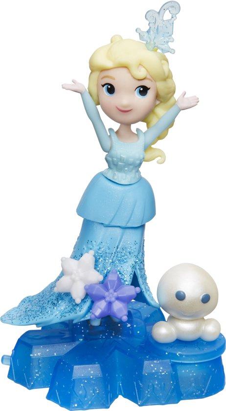 Disney Frozen Glijdende Elsa - Speelfiguur