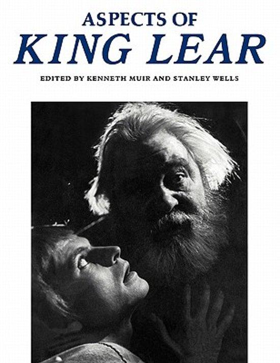 scholarly essay king lear