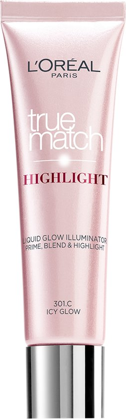 L'Oréal Paris True Match Highlighter - 301.C Icy Glow