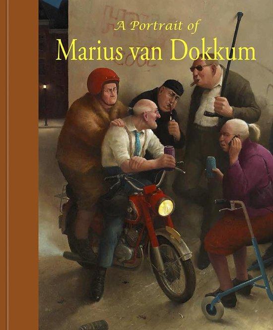 Boek cover A Portrait of Marius van Dokkum 2 van Ruud Spruit (Hardcover)
