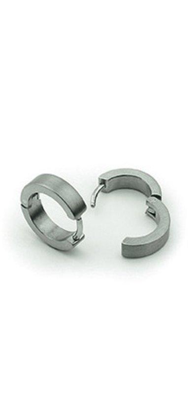 Boccia Titanium oorringen -  0510-01