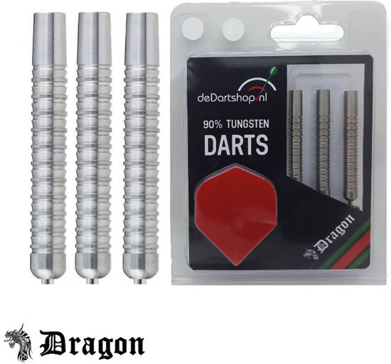 Dragon Darts - Phil Taylor - gripstyle 90% tungsten  darts pijlen - 26 gram - dartpijlen