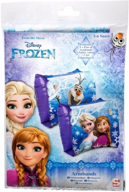 Frozen zwembandjes voor kinderen van 3 tot 6 jaar - zwemvleugels