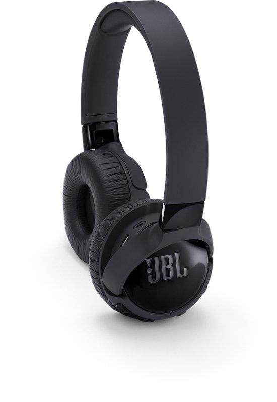 JBL TUNE 600BTNC Zwart