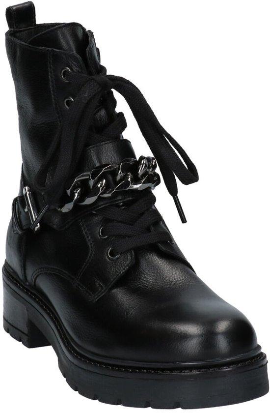 Via Limone Zwarte Boots Dames 41