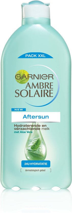 Garnier Ambre Solaire Aftersun Melk - 400 ml - Aftersun melk