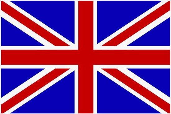 bol vlag groot brittannie 90 x 150 cm