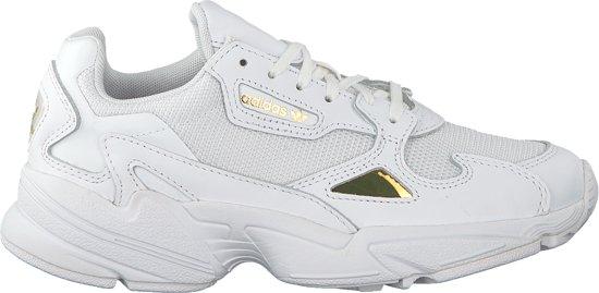 342b4bc6800 bol.com | Adidas Dames Sneakers Falcon W - Wit - Maat 42
