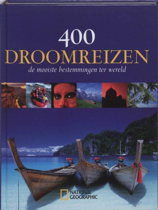 Cover van het boek '400 Droomreizen'