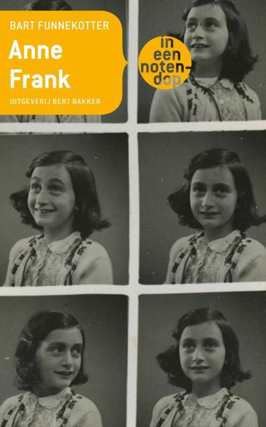 Anne Frank in een notendop