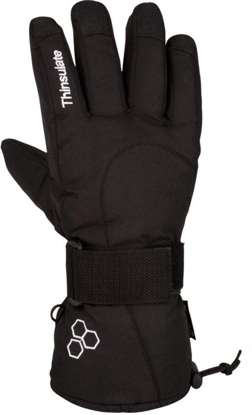 Starling 0484 Zwart - Wintersporthandschoenen - Unisex - Zwart - Maat 9