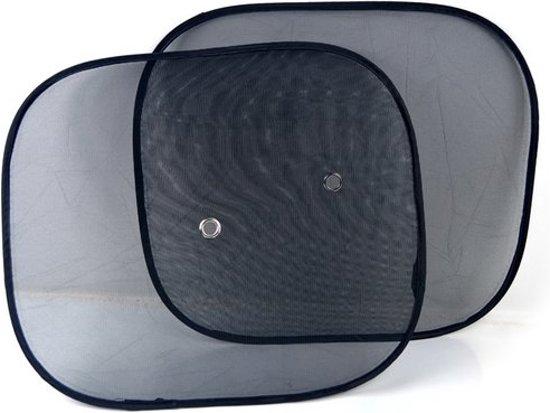 Zonwering / Zonnescherm Auto | UV Protectie | 2 Stuks Autozonwering Voor Autoraam / Zijruit