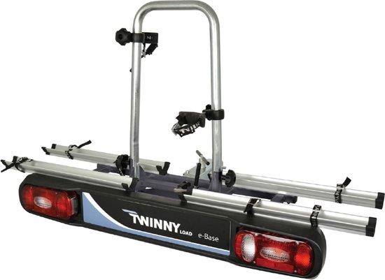 Twinny Load e-Base Fietsendrager - 2 Fietsen - 13 Polige Stekker