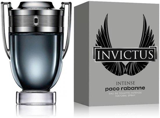 Paco Rabanne Invictus Intense Edt Spray 50 ml