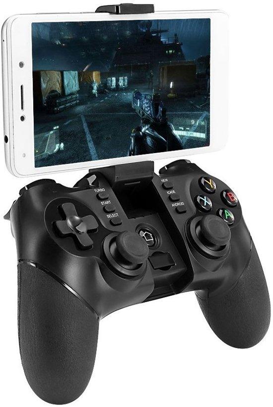 a98ef372a2a6a2 Draadloze Bluetooth Gamepad   Joystick   Game Controller - Geschikt voor  Andriod Smartphone