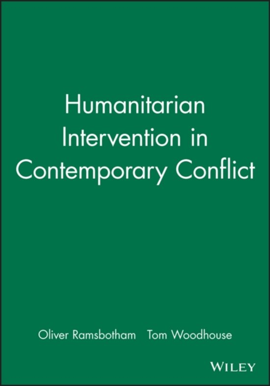 examples of irresponsible international humanitarian intervention Las wheeler, saving strangers: humanitarian intervention in international society   for example, in the tanzanian intervention in uganda in 1979, the indian  as  is now acknowledged, the irresponsible management of the proxy war against.