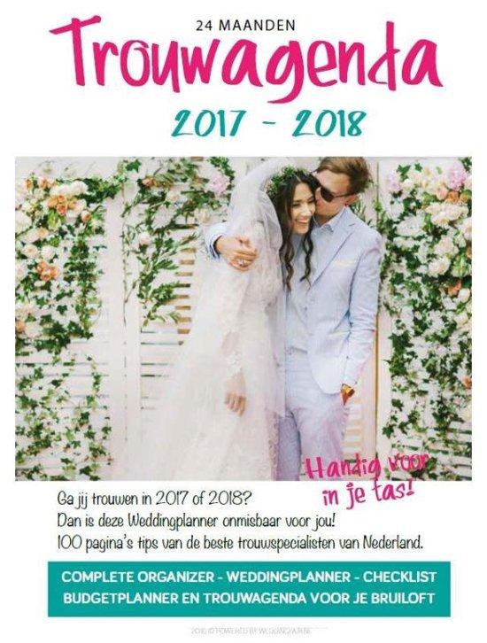 Trouwagenda 2017-2018