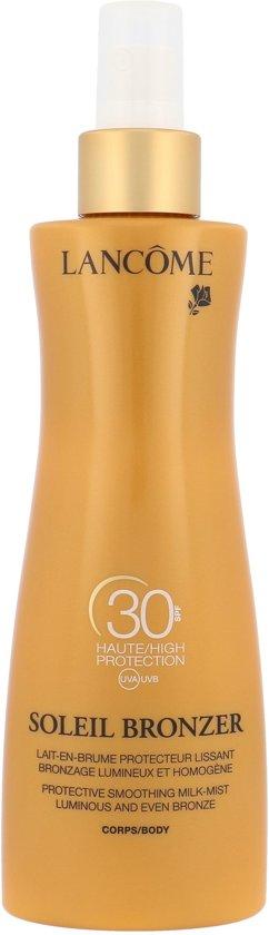 Lancôme Soleil Bronzer Smoothing Protective Milk Mist Zonnespray 200 ml