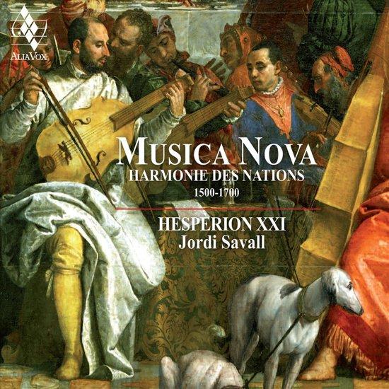 Musica Nova Harmonie Des Nations 15