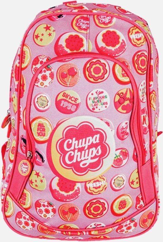 2b9cb560ab7 bol.com | CHUPA CHUPS Rugzak Rugtas School Tas Retro Bubblegum Lolly ...