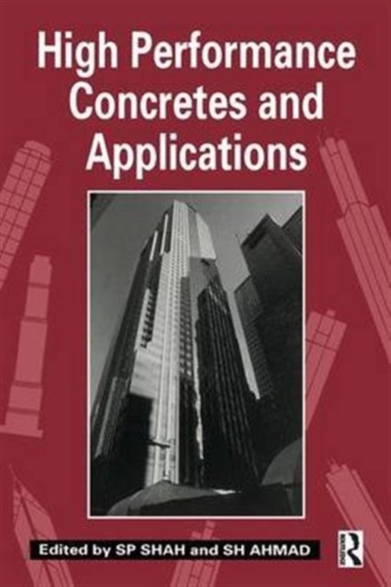 Bol High Performance Concretes And Applications