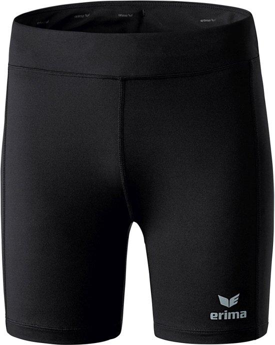 Erima Performance Dames Running Short - Shorts  - zwart - 34