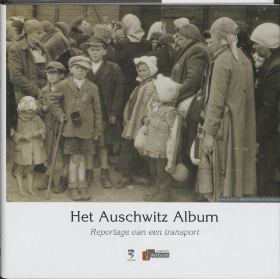 Verbum Holocaust Bibliotheek - Het Auschwitz Album