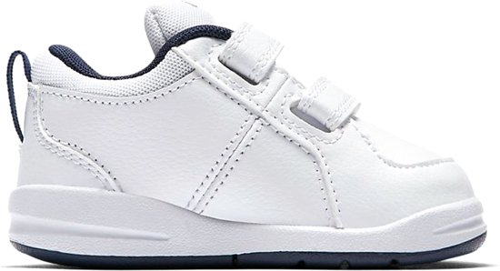 Nike Pico (TDV) Sneakers Jongens - White/Midnight Navy - Maat 23.5