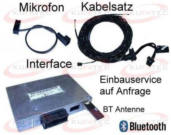 Bluetooth Handsfree - Retrofit - Audi A6 4B - Bluetooth Only