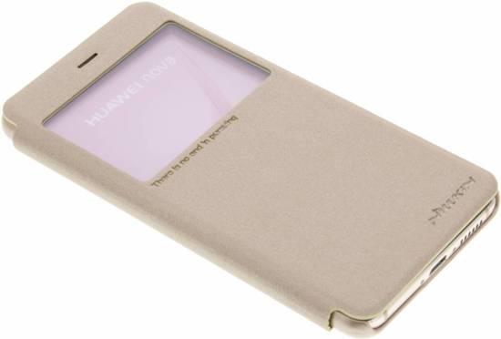 Case Éclat Mode Fenêtre Pour Huawei Nova - Rose gPSIp