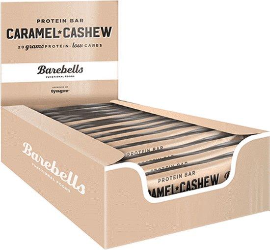 Barebells Protein Bars - Eiwitreep - 1 box (12 eiwitrepen) - Caramel & Cashew