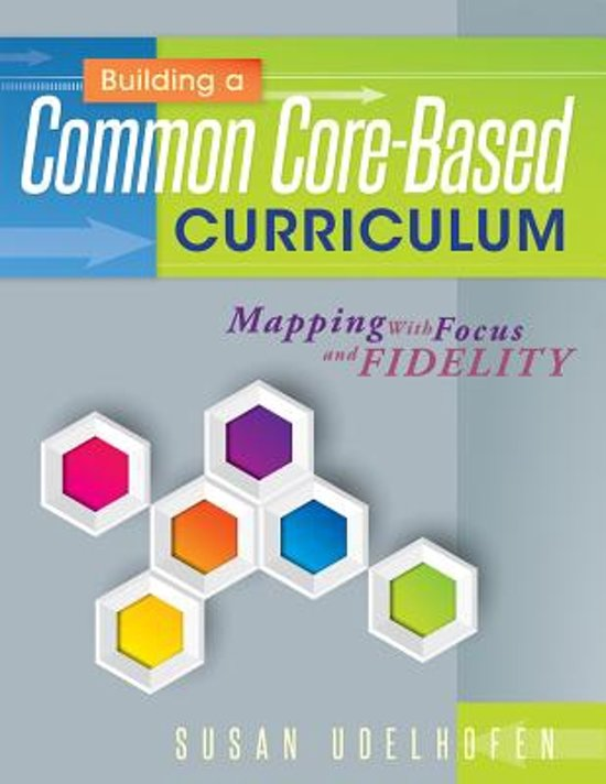 Building a Common Core-Based Curriculum