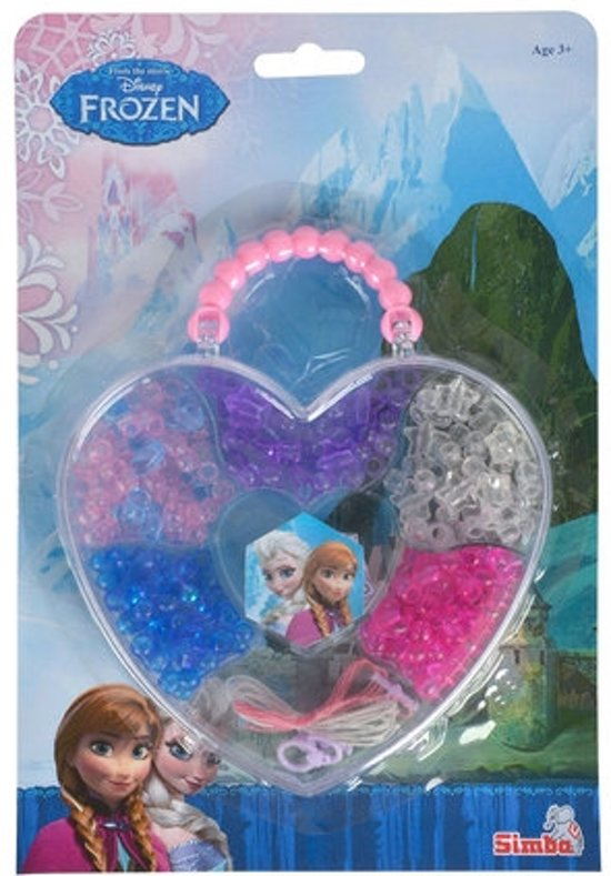 Bolcom Disney Frozen Kralen Knutselen Simba Dickie Speelgoed