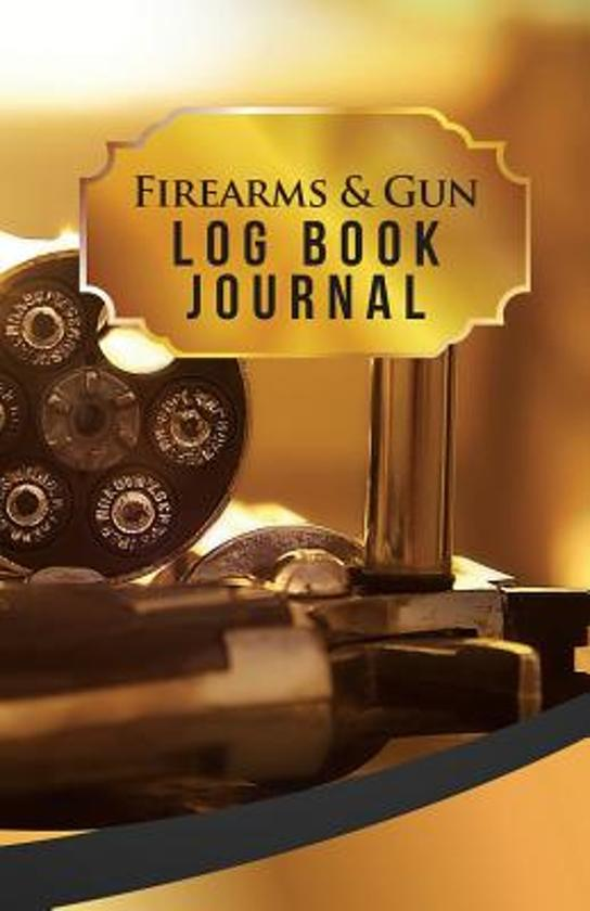 Firearms Log Book