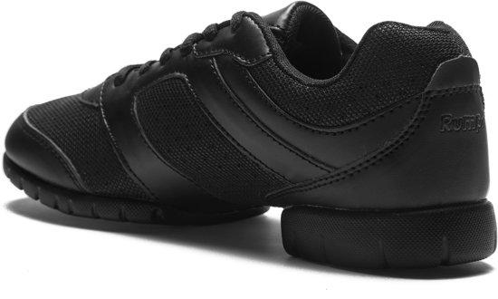 Zwart Maat Lindy Uk Sportschoen 5 37 4 5 Trainingsschoenen Limbo Hip Dans 1550 Hop Sneaker zaqfBZax8