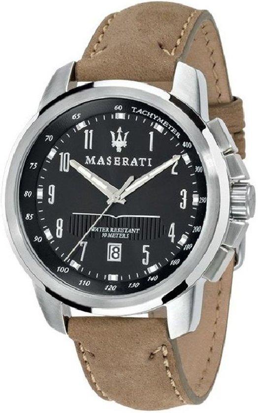 Horologe Maserati R8851121004 Analoog Quartz