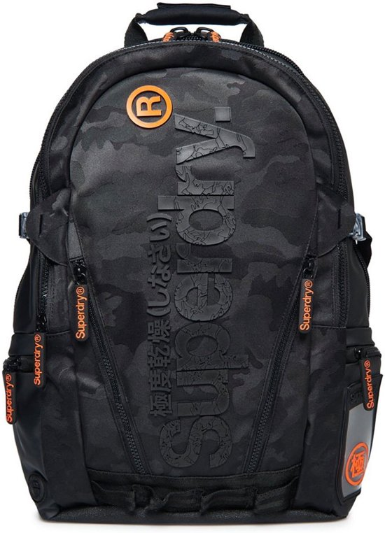d96f25c62c1 bol.com | Superdry Tarp Camo Backpack Black Camo
