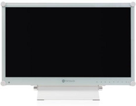 X24W/24.0i LED Monitor (VGA-DVI-CVBS-S-VIDEO-HDMI-Speakers)/1920x1080/300cd/2000k:1/3ms/NeoV Glass/White