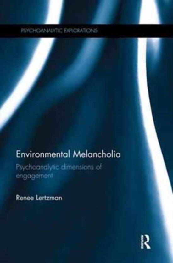 Environmental Melancholia