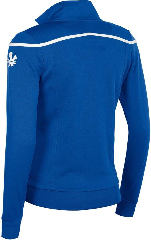 Varsity Tts Top PerformanceMaat Reece Sportvest Blauw M Fz Vrouwen doBeCx